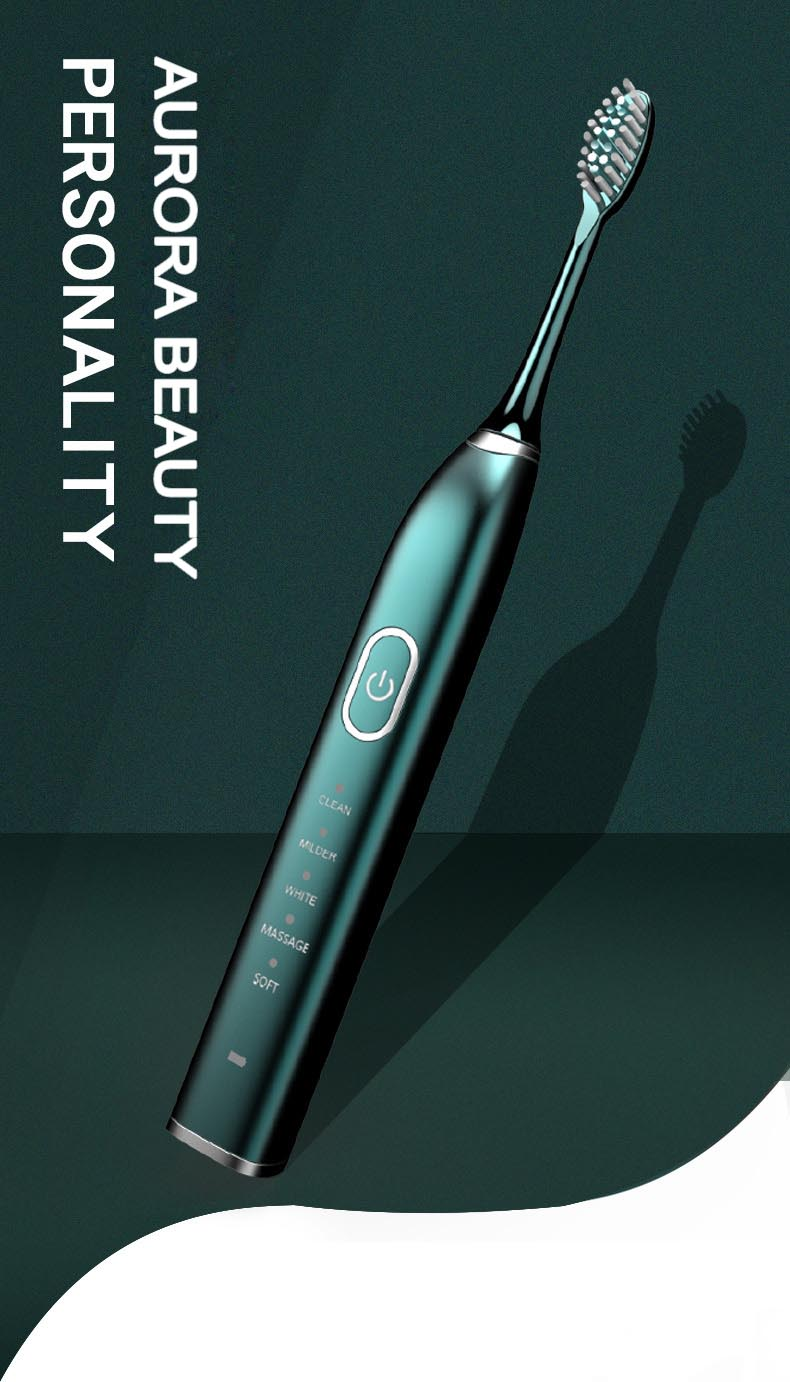 Baby Baby Care alpha-ene.co.jp neversaynever Electric Toothbrush ...