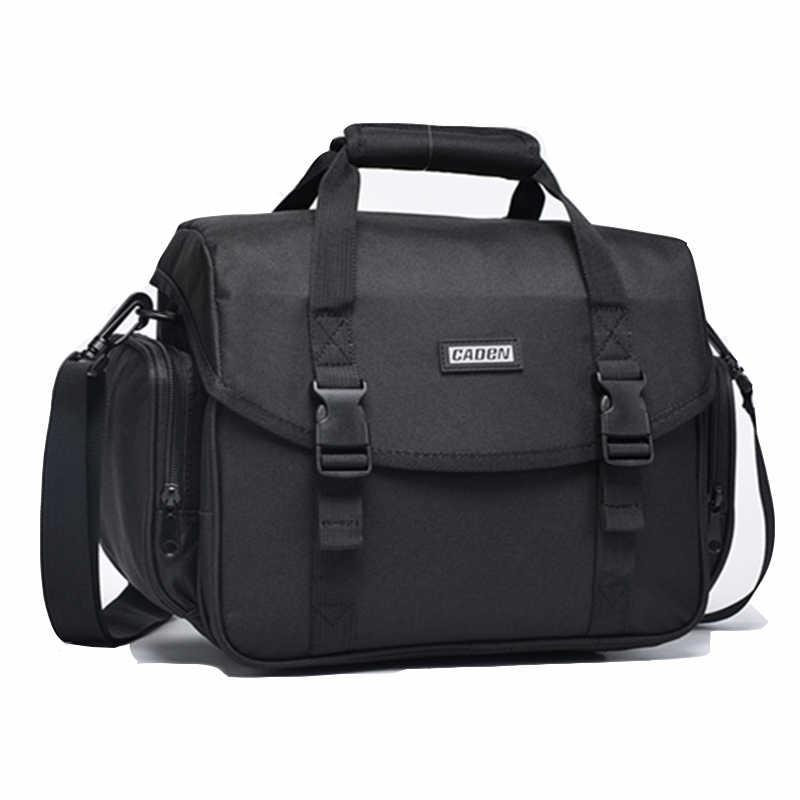 Водонепроницаемая сумка, рюкзак для фотоаппарата, сумка на плечо, наружная многофункциональная Фотосумка для Canon Nikon sony DSLR чехол для цифровой камеры