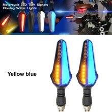 12V Motorbike Turn Signal Brake Light LED Indicator Flasher Blinker For YAMAHA MT-07 MT-09 MT-03 MT-15 MT-10 FZ 07 09