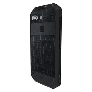"Image 4 - الرسمية AGM X2 SE أندرويد 7.1 دائم هاتف ذكي 6 + 64G 5.5 ""جلدية IP68 مقاوم للماء 6000mAh المزدوج سيم 16.0 MP الكاميرا الأمامية"