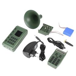 Hot!! Decoy Bird Caller Birds Sound Loudspeaker Loud Speaker with Remote Control EU Plug