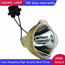 Lampe de Projecteur de rechange DT00751 Pour HITACHI CP HX3180 CP HX3188 CP X260 CP X260W CP X265 CP X265W CP X267 CP X268 HEUREUX BATE