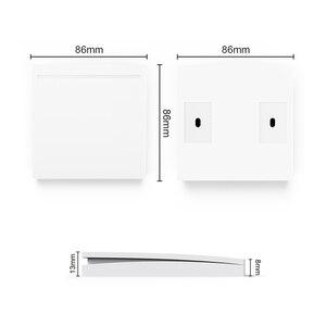 Image 4 - Germa 86 Muur Panel Draadloze Afstandsbediening Zender 1 2 3 Button Rf Schakelaar Voor Light Bulb Lamp Thuis Woonkamer slaapkamer Gang