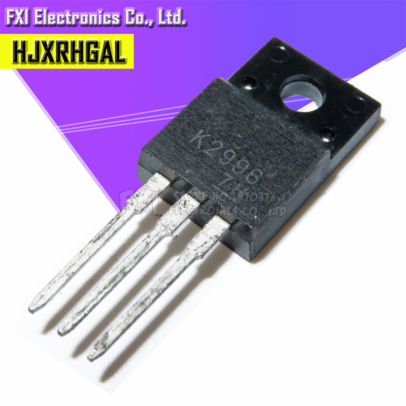 10pcs/lot 2SK2996 K2996 TO220F Original Authentic