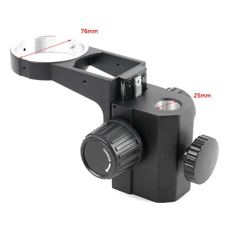 3.5X-90X непрерывное Масштабирование Тринокулярный стереомикроскоп + большого размера металлический стенд 0.5X/2X Дополнительные Объективы + 56 светодиодный фонарь-кольцо
