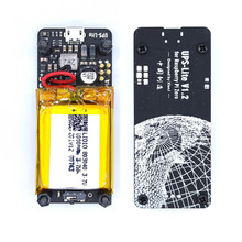 New UPS Lite V1.2 UPS Power HAT Board With Battery Electricity Detection For Raspberry Pi Zero Zero W