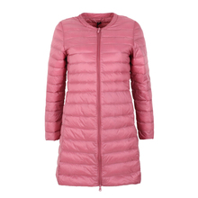 Newbangブランドダウンジャケット女性ロングダックダウンジャケット女性軽量暖かいlinnerスリムポータブル女性コート