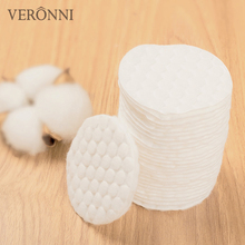 VERONNI Make Up Cosmetic Cotton Pads Wipe Pads Nail Art Cleaning Pads Soft Daily Supplies Facial Cotton Makeup Remover Tool недорого