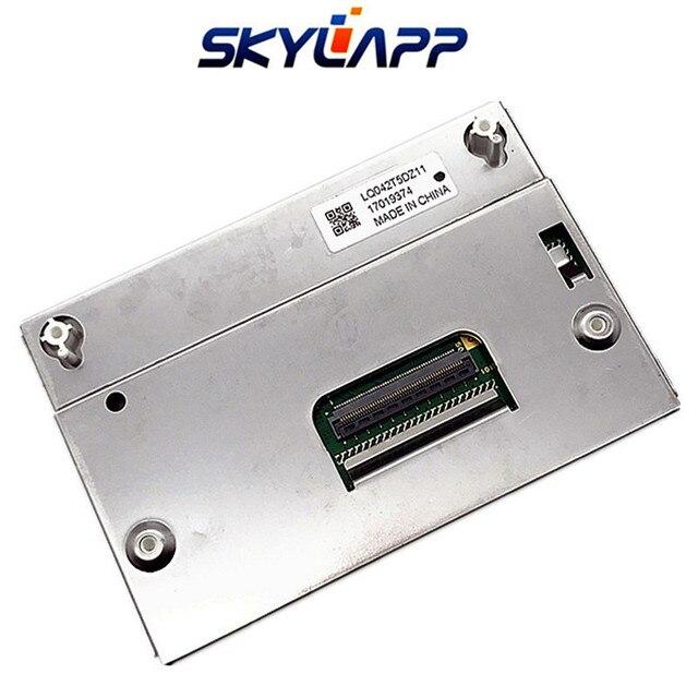 """원래 4.2 """"인치 LQ042T5DZ15B LQ042T5DZ13 LQ042T5DZ13K LQ042T5DZ13A LQ042T5DZ01A LQ042T5DZ 4.2 인치 LCD 디스플레이 스크린 패널"""
