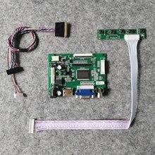 Drive-Board Controller LVDS Laptop-Wled 1366--768 VGA LCD AV 40-Pin for Ltn156at09/ltn160at06-Screen