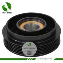 car AC Compressor Clutch Pulley For Renault Fluence 8200898810 8200898810A 8200720417 771149703 Z0007226A Z0007226B Z0003234A