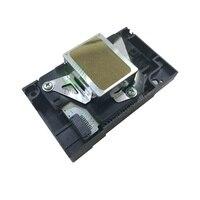 Free Shipping Original F173080 F173090 Print Head Printhead For Epson R265 R270 1390 1400 1410 1430 1500 L1800 Printer Parts
