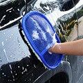 Очистка автомобиля, Стайлинг автомобиля, шерстяные мягкие перчатки для мытья автомобиля, чистящая щетка, аксессуары для автомобиля