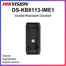 Ds kb8113 ime1 hik международная версия дверной звонок poe с