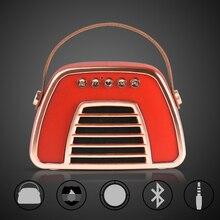 цена на Mini Bluetooth Speaker Super Bass Stereo Loudspeakers Wireless Subwoofer Portable Stereo Soundbar Music Sound Box