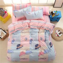 1Pcs Quilt 20 Style Bedding Set Bed Separate Cover Aloe Cotton Textile Products Home Decoration Lattice