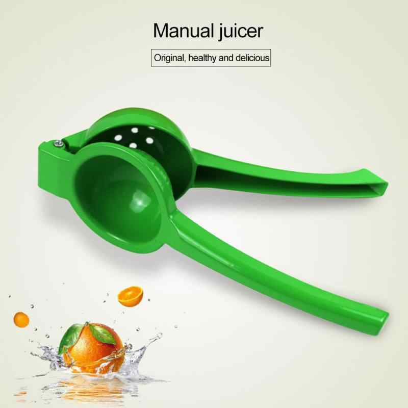 Lemon Orange Juicer Jeruk Rumah Tangga Multi-fungsional Mini Portable Alat Dapur Aksesoris Tekan Pegangan Manual