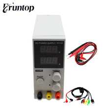 משתנה קלט 110V או 220V LW  K3010D 30V 10A מיני מיתוג מוסדר DC מתכוונן אספקת חשמל SMPS ערוץ אחד