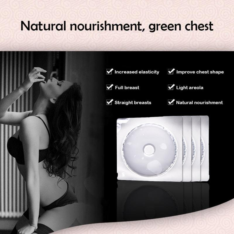 Breast Mask Chest Enlarging Paste Collagen Breast Lift Patch Firming Moisturizing Chest Breast Mask Without Synthetic Additive