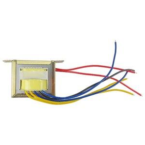 Image 4 - GHXAMP 6E2 6E1 أنبوب المضخم محطة تزويد محولة للطاقة المزدوج 180V 6.3V AC220 230V 6N1 18W 1 قطعة