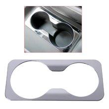 Декоративная хромированная наклейка на переднюю и заднюю стаканы