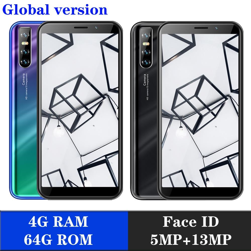 P40 Pro Gezicht Id Unlocked Smartphones 13MP Wifi Full Screen 6.0Inch 4Gb Ram 64Gb Rom Mobiele Telefoon android Mobiele Telefoons Celulares