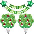 Новинка, 1 комплект, палантин «Грим», рождественские латексные шары, украшение для вечеринки на Рождество, день рождения, детская шапка, рожд...