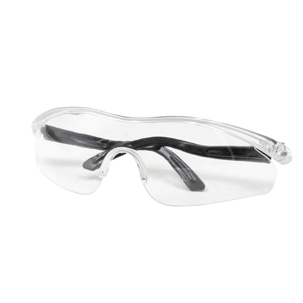 Protective Safety Glasses Work Anti Dust Eye Anti-Fog Antisand Windproof Anti Dust Saliva Transparent Goggles Eye Protection
