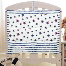 New Bed Bumper Baby Cot Bed Hanging Storage Bag Crib Organizer Storage Bag 60*50cm Toy Diaper Pocket for Crib Bedding Set discount 6 7pcs baby crib bedding set cot set bed kit nursery bedding 120 60 120 70cm