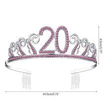 цены Bride Crown Popular Rhinestones High-Grade Crown Headdress Wedding Accessories Tiara 20th Birthday Crown Party Favor
