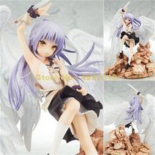 Angel beats! Angelo tachibana kanade da collezione modello in pvc action figure carino bambola 20 centimetri Giocattolo