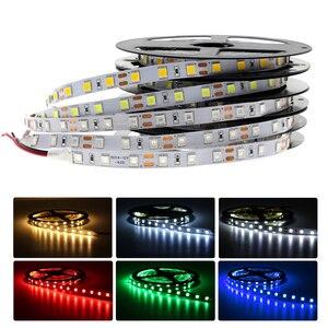 Image 5 - חדש הגיע בהיר LED רצועת 5054 DC12V גמיש LED אור & RGB LED רצועת 5050, 5054 הוא השדרוג של 5050.