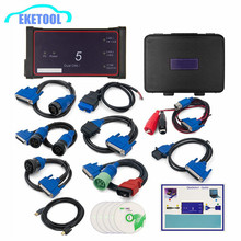 2020 Professional DPA 5 Dearborn Protocol Adapter 5 Full Adapters DPA5 Heavy Duty Truck Scanner Without Bluetooth Dual CAN DPA