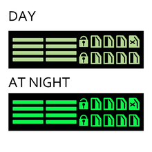 For Audi A3 A4 A5 A6 A7 A8 B8 B9 C5 C6 C7 Q3 Q5 Q7 Car Styling Car Door Window Lift Window Button Sticker Car Sticker Luminous
