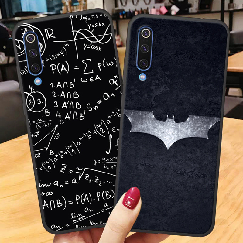 3D Cartoon Matte Case For Huawei Y5 Y6 2018 Cover Huawei Y9 Y7 Prime 2019 Soft Silicone Huawei Y5 Y6 Y7 Y9 2019 Original Case in Fitted Cases from Cellphones Telecommunications