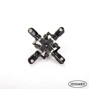 Image 4 - NEUE JDHMBD 450 Hubschrauber Metall 4 Klingen Schwanz Rotor Anzug für 3mm Schwanz Welle 450L Hubschrauber Ersatzteile 450PRO/L