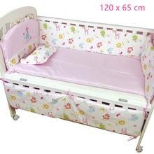 Комплект постельного белья для младенцев детская кроватка подушка