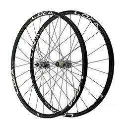 Jeu de roues VTT 26 / 27.5 / 29 pouces traction droite 4 roulement roue de frein à disque six griffes 11/12 vitesses vtt ensemble de roues de vélo