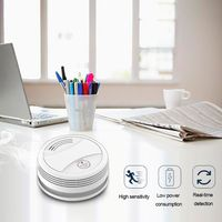 New Household Practical WIFI Smoke Detector Home Independent Hotel Intelligent Smoke Alarm