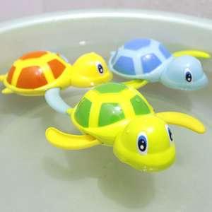Water-Toys Beach-Bath Infant Tortoise Clockwork Animal Swim-Turtle Educational Baby Chain