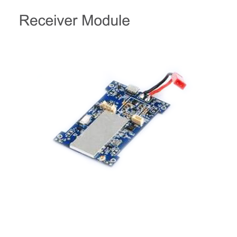 1PCS Original 2.4G Receiver Module PCB Power Board For Hubsan H502S H502-13 Quadcopter RC Drone DIY Replacement Repair Parts