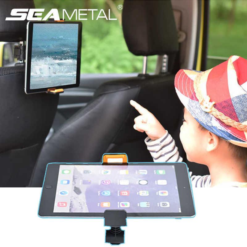 Soporte para coche soporte trasero soporte para reposacabezas soporte para coche 360 rotación para accesorios de soporte de teléfono móvil Universal