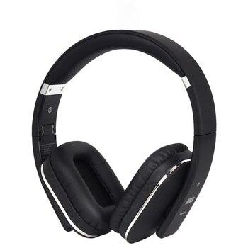 Agosto ep650 bluetooth fones de ouvido sem fio com microfone/multiponto/nfc sobre a orelha bluetooth 4.2 música estéreo aptx fone de ouvido para tv, telefone 1