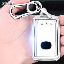 Мягкий ТПУ чехол для автомобильного ключа с дистанционным управлением чехол для ключа без ключа для Mazda 3 Alexa CX30