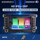 4GB 2Din Android 10C...