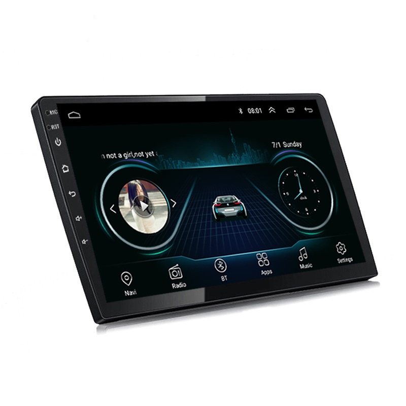9 inch or 10.1 inch Android 9.1 Slim Universal GPS Navigation Head Unit Car Video Audio Player for Any Car Models