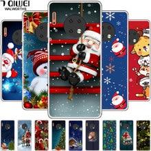 Voor Huawei Mate 30 Pro Case Silicone Soft Tpu Leuke Kerst Telefoon Cover Voor Huawei Mate 40 Pro Lite Mate20 20 Gevallen Mate40