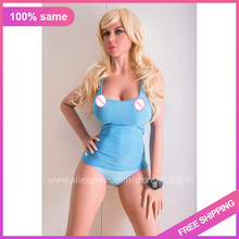 Silicone Sex Doll 158cm Japanese Real Sexy Dolls Sex Toys for Men Big Breast Realistic Vaginal Oral Anal Adult Love Dolls(China)