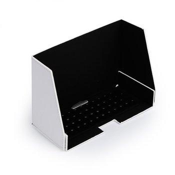 цена на White 5.5 SunShade Visor Hood Phone Sun Cover Remote Control Visor Plate For DJI Phantom 2 vision/vision+ for DJI Phantom 2/3
