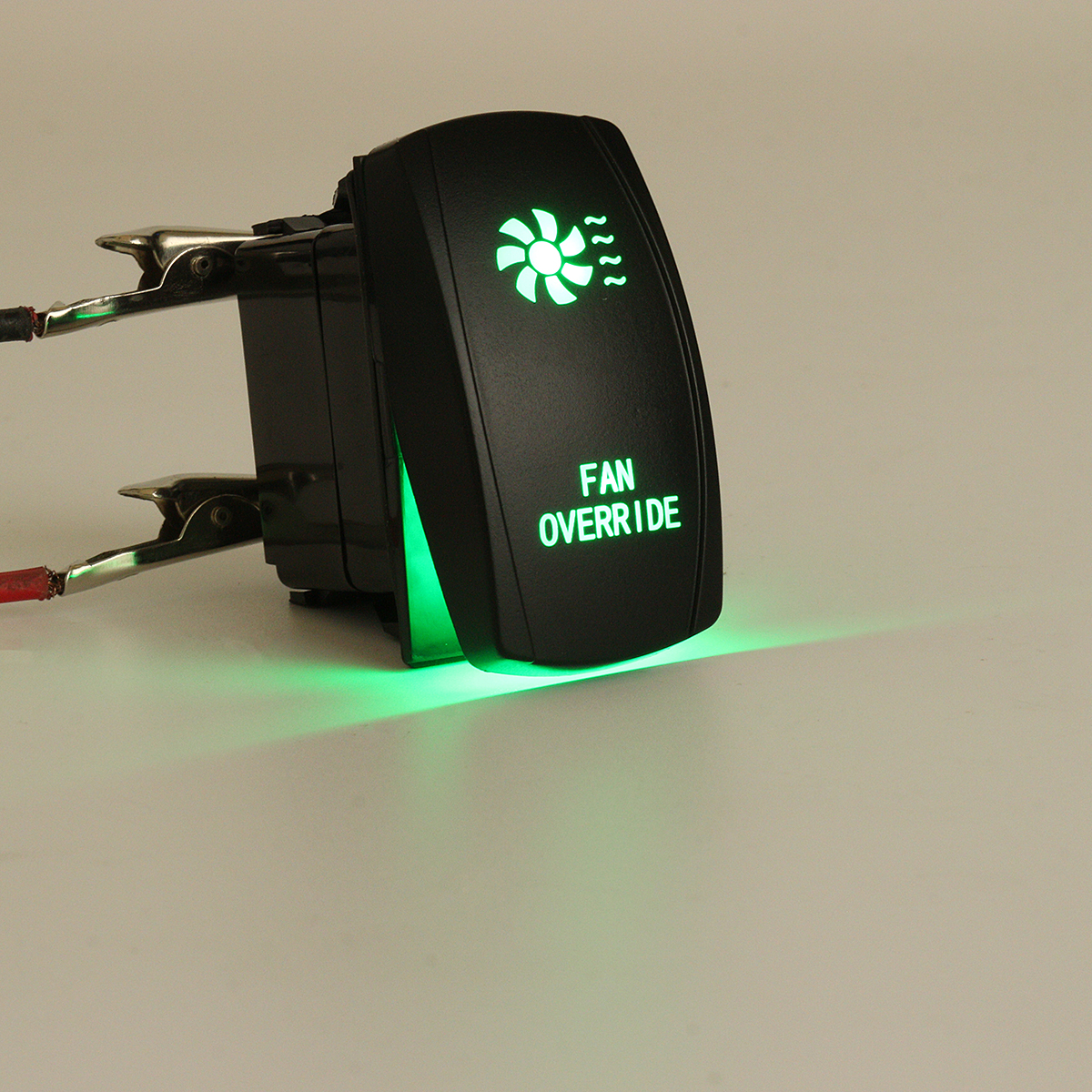 Dual USB Power Charger Carling Rocker Switch Green LED For POLARIS RZR 4 XP 900